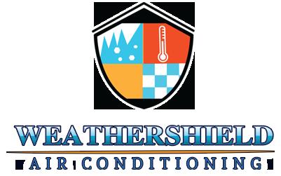 Weathershield Air-Conditioning, Logo